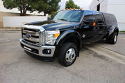 2011 Ford F-450 Super Duty Crew Cab Lariat Ultimate